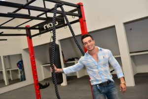 Cross Fit nova tendencia para Academias