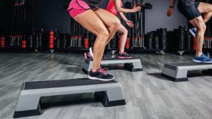 treinos de glúteo lion fitness