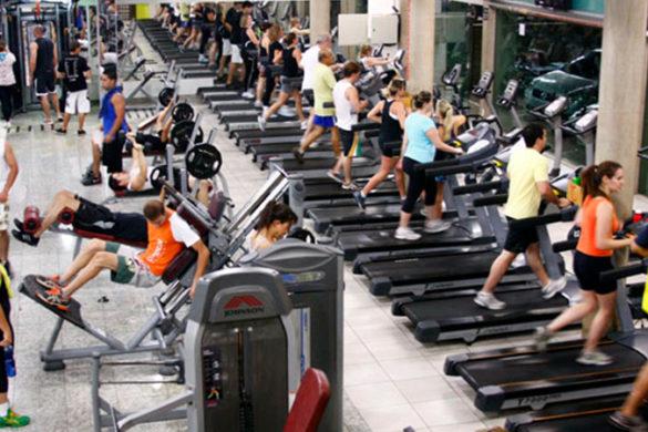 academias de sucesso lion fitness