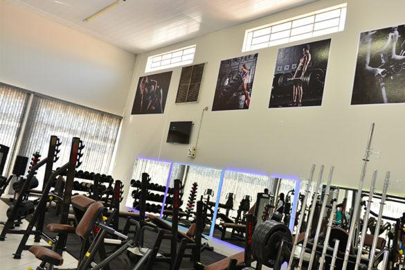 academia de sucesso lion fitness