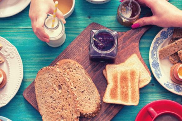 saúde café da manhã lion fitness