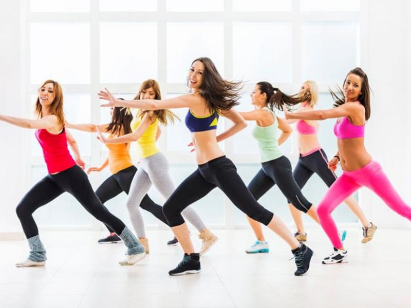 Fitdance lion fitness