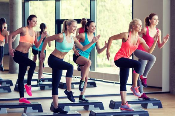 Step 5 exercícios para treinos completos