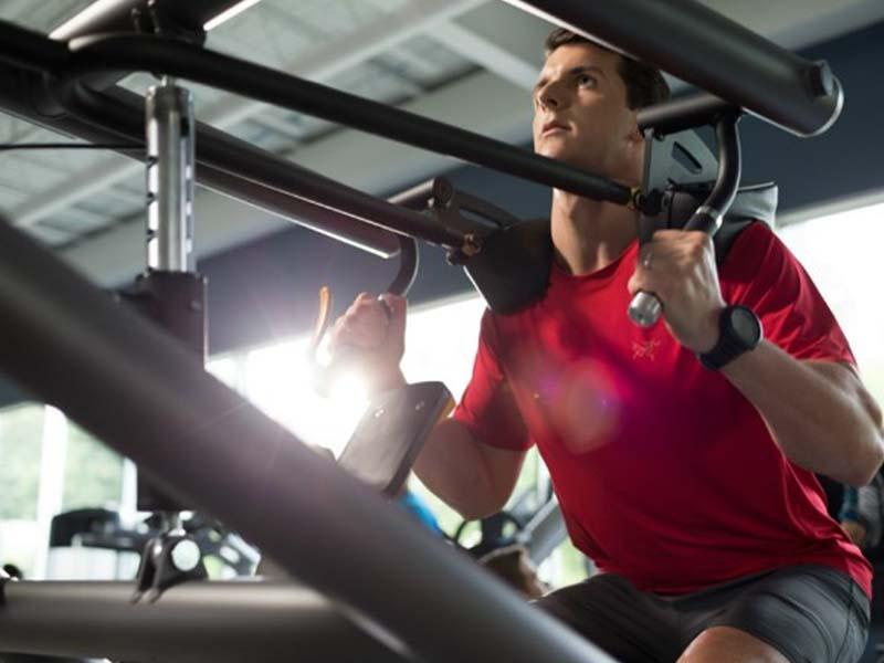 agachamento equipamento para academia lion fitness