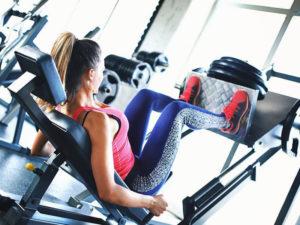 aparelhos de academia treinos de resistência lion fitness
