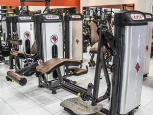 equipamentos de academia ordem ideal