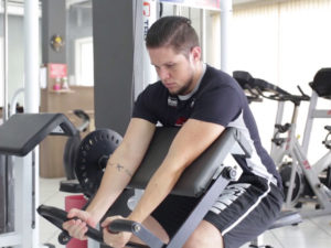 rosca scott equipamentos lion fitness