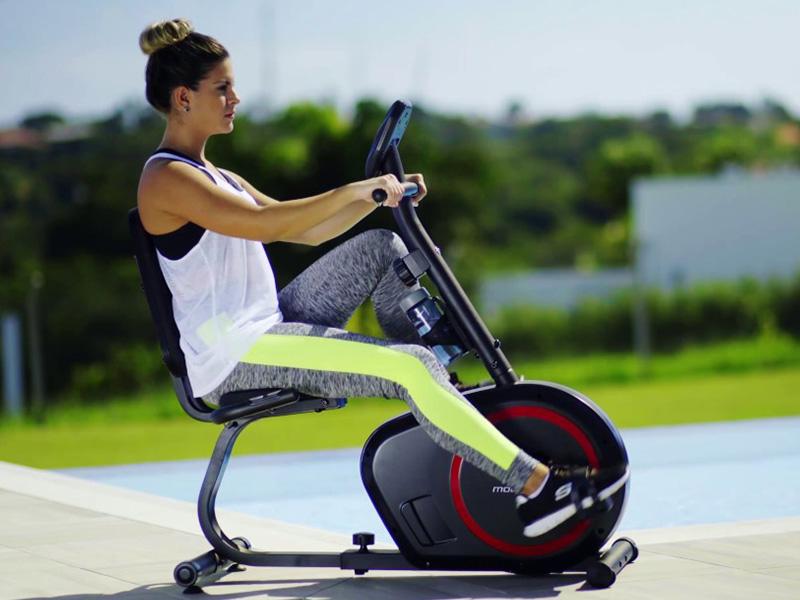 Benefícios da bicicleta ergométrica horizontal