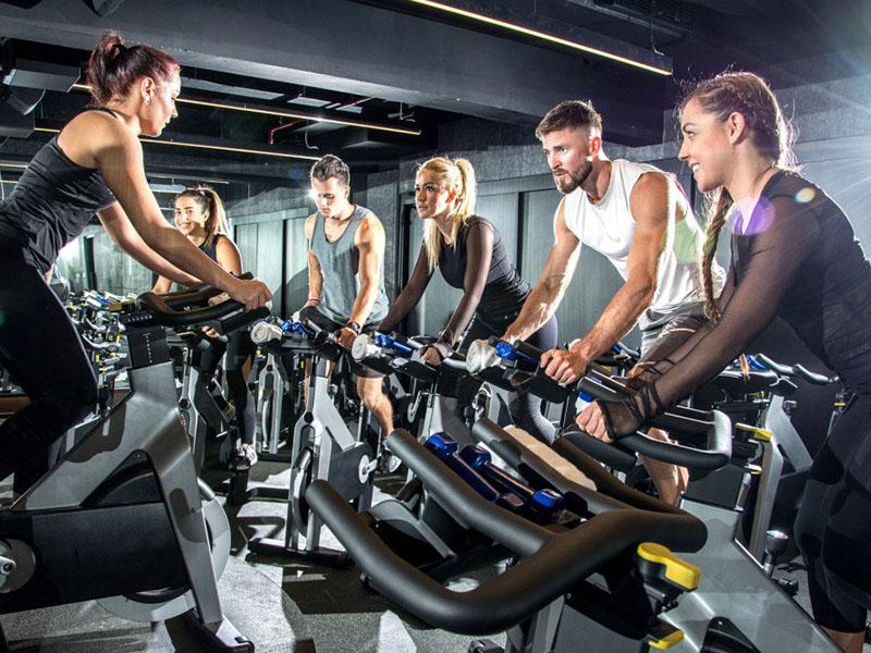 Como aumentar a rentabilidade da academia com o spinning