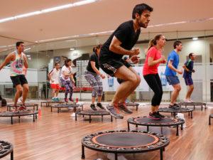 Jump benefícios para seu corpo
