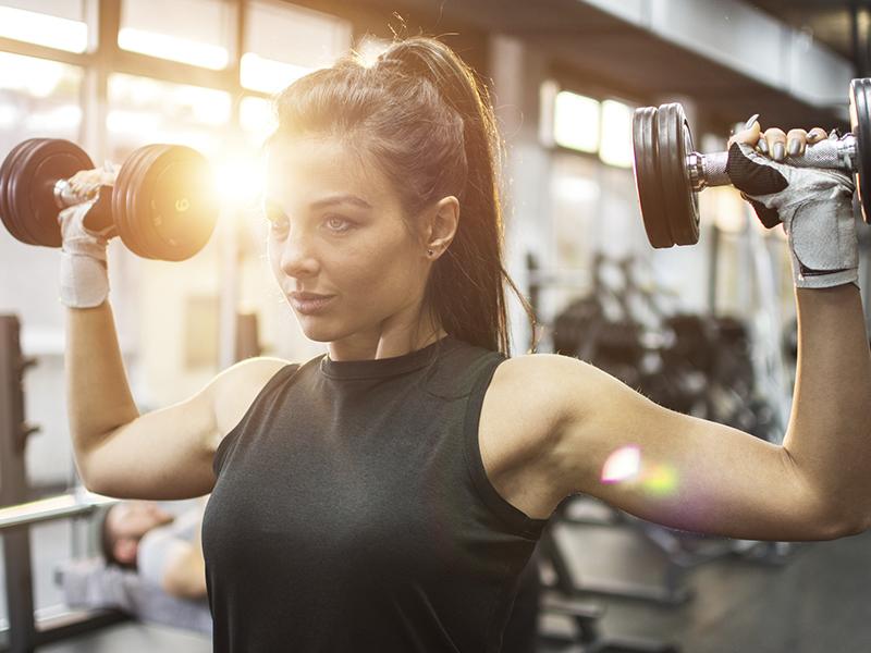Musculação e hipertrofia aumento da massa com exercícios
