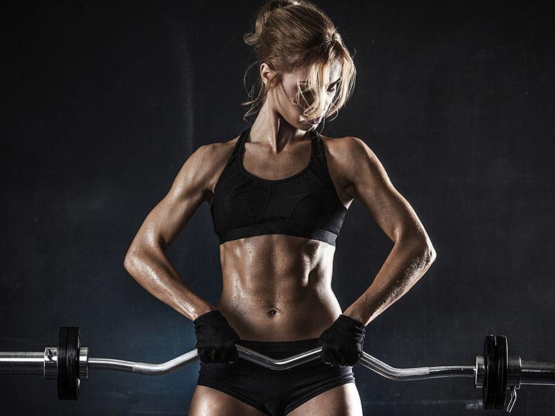 Musculação feminina e seus mitos